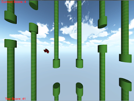 Screenshot of Pipe Dream Extreme: Skies