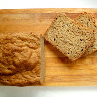 Bread Machine Rye Bread.