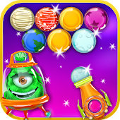 Galaxy Star Bubble Shooter