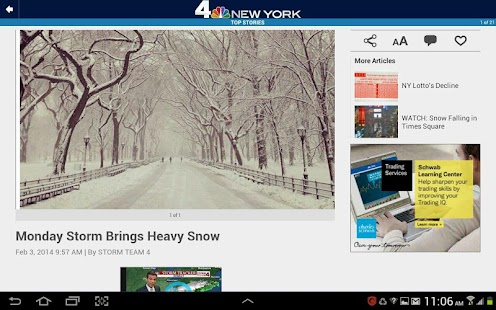 NBC New York - screenshot thumbnail