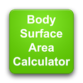 Body Surface Area Calculator