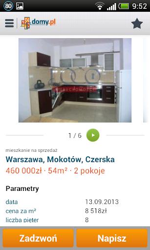 Domy.pl - nieruchomości