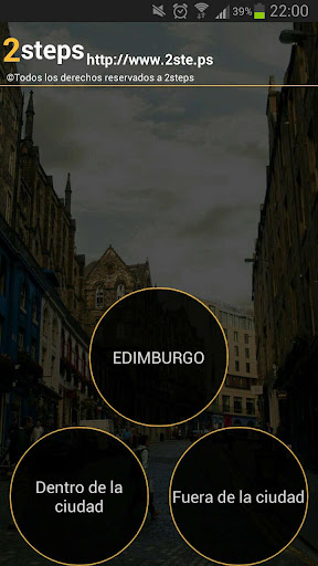 Audio guía Edimburgo LITE