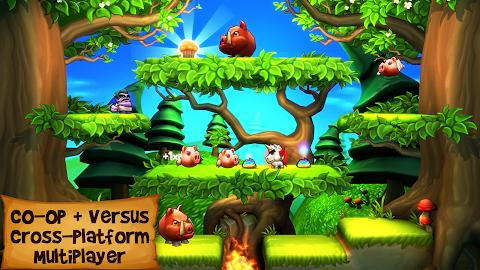 Muffin Knight FREE Screenshot 1