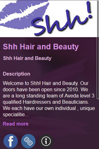 Shh Hair and Beauty
