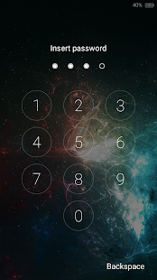 Slide to unlock - screenshot