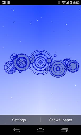 Circular Live Wallpaper
