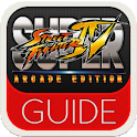 Super Street Fighter 4 AE MOOK logo