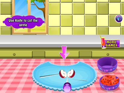 寶寶在自然烹飪遊戲 休閒 App-愛順發玩APP