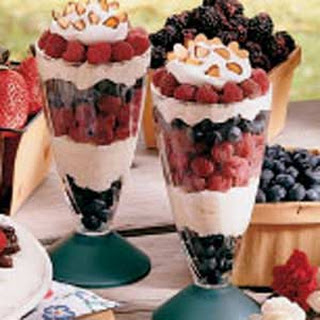Stars and Stripes Parfaits