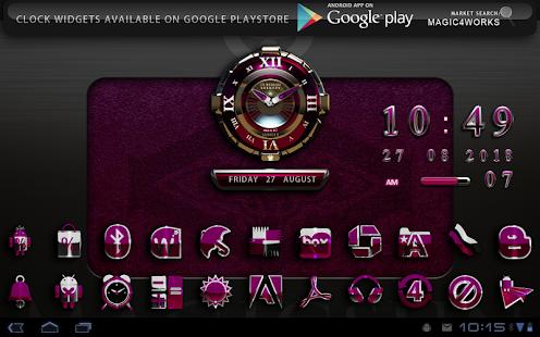 玩個人化App|Next Launcher Theme Magic Sun免費|APP試玩