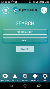 Flight-Tracker screenshot 1