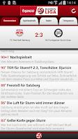 Screenshot of Fußball-Bundesliga