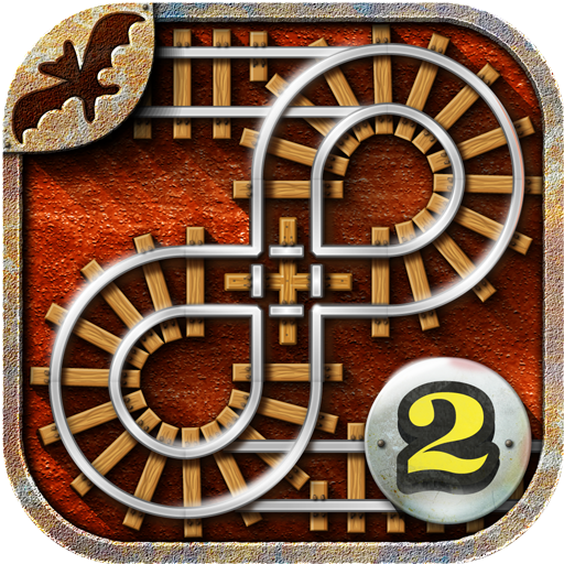 Rail Maze 2 : Train puzzler 解謎 App LOGO-硬是要APP