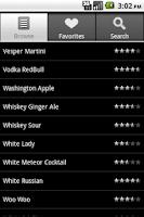 Screenshot of Bartender