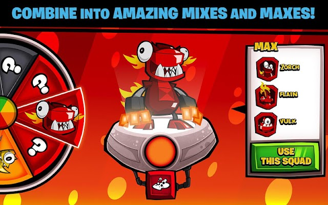 Calling All Mixels - screenshot