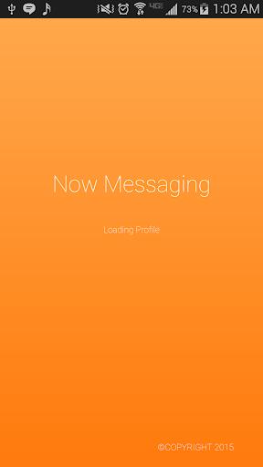 Now Messenger Live Realtime