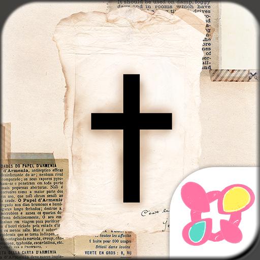 Cute Theme-Antique Cross- Icon
