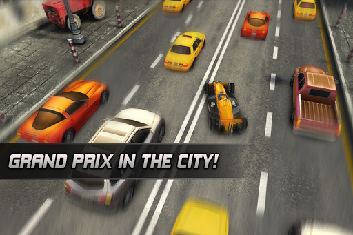 GRAND PRIX TRAFFIC CITY RACER
