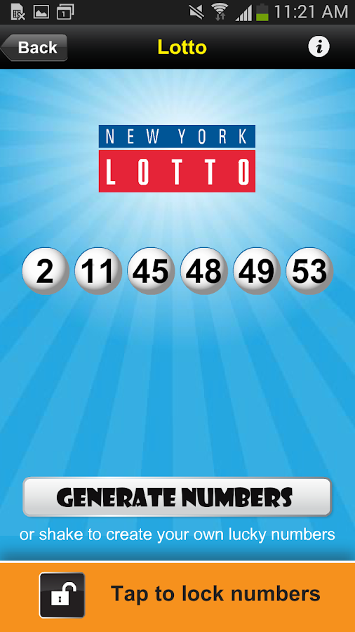 New York Lottery Results Winning Numbers