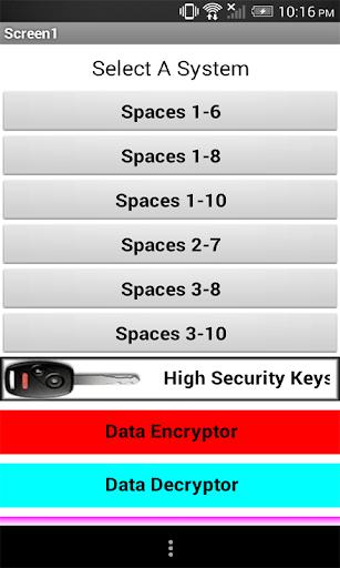 Lock Decoding Notepad Plus