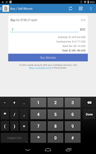 Bitcoin Wallet - screenshot thumbnail