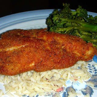 Cajun Catfish, My Way!