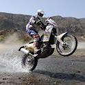 Moto race: Dakar rally-FREE icon