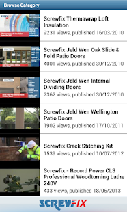 Screwfix Toolbox - screenshot thumbnail