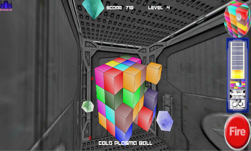 HyperBall - screenshot