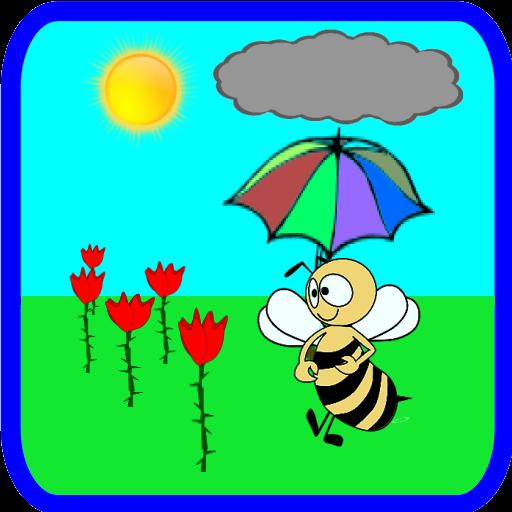 Bee in the Rose Garden LOGO-APP點子