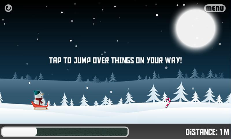 Snowman Adventures- screenshot