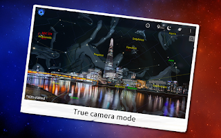 Screenshot of Vortex Planetarium - Astronomy