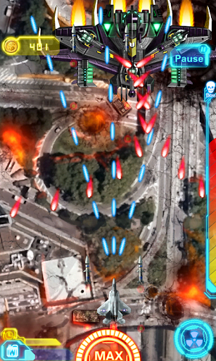 玩街機App|蒼穹之翼:戰爭機器免費|APP試玩