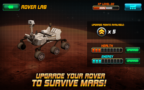 Mission Mars India 3D- screenshot thumbnail