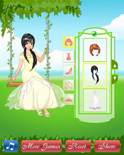 Dress Up: Princess