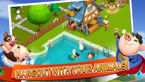 Happy Farm:Candy Day Screenshot 6