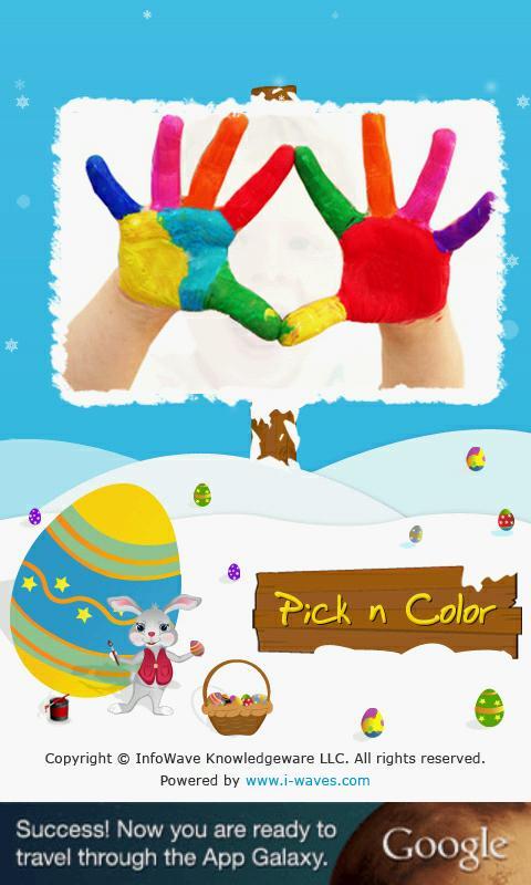 Pick n Color Seasons- screenshot