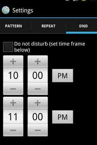 玩個人化App Keyword Vibrate Alert免費 APP試玩