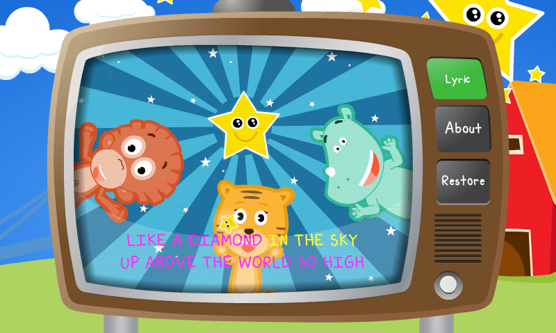 World Kids Song 01- screenshot