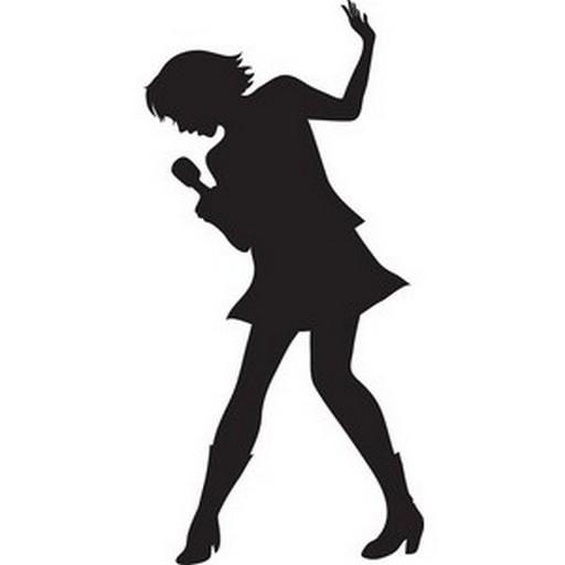 最佳女歌手 LOGO-APP點子