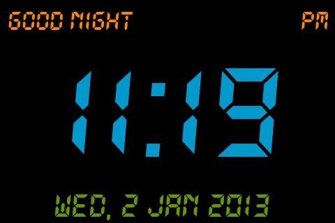 Smart LED Clock