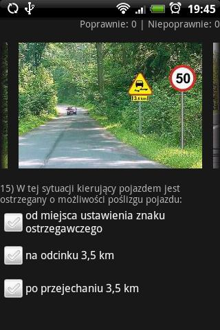 Prawo Jazdy Kat. B - screenshot