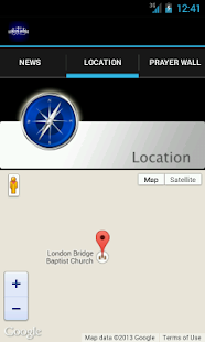 London Bridge Baptist Church - screenshot thumbnail