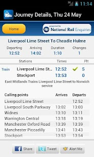 Rail Planner Live - screenshot thumbnail