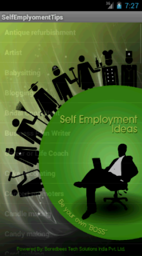 Self Employment Tips