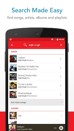 Wynk Music: Hindi & Eng songs 1.3.2.4 screenshot 378166
