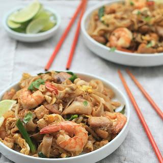 Pad Thai Noodles.