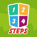 1234 Steps icon