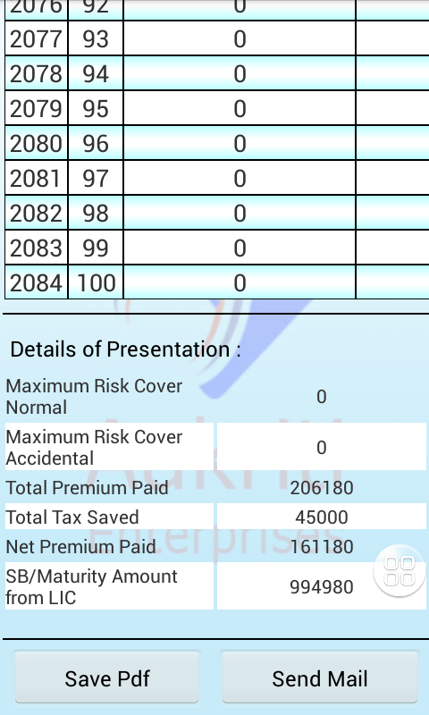Aakriti  Smart Pro - For LIC- screenshot